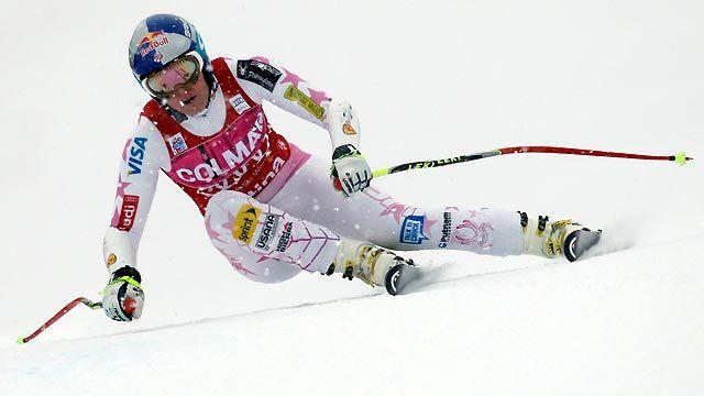 Skier Lindsey Vonn injured in crash at world championships