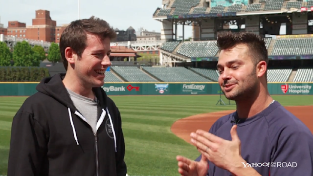 Nick Swisher - On The Road Interview