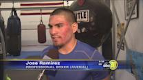 "Jose Ramirez to participate in ""Fight for Water"" boxing event"