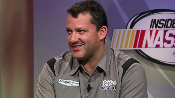 Tony Stewart Interview