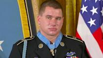 Former Army Sgt. Kyle White receives Medal of Honor