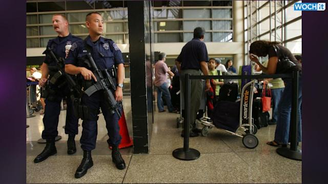 Foreign Airport Scrutiny Focuses On Electronic Devices