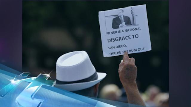 Petition Drive To Recall San Diego Mayor Begins