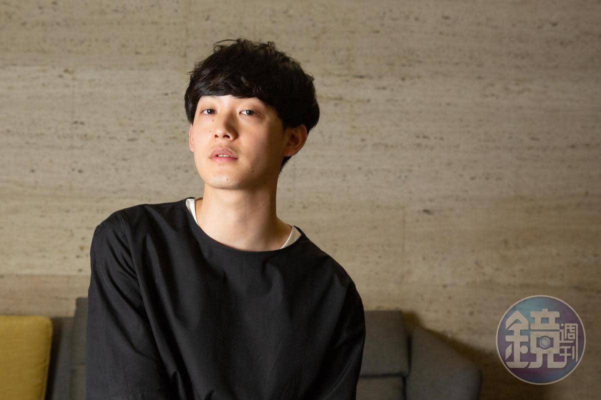 日本R&B歌手向井太一說很榮幸自己有「鹽顏」封號,「像我這樣不明顯的五官也能得到注意,感謝大家厚愛。」
