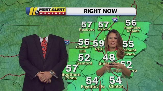 Don and Amber's spooky Halloween forecast