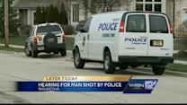 Man shot 14 times by police will appear in court Wednesday