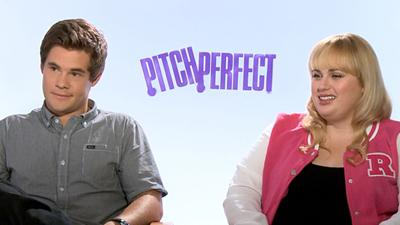 Rebel Wilson And Adam Devine Talk 'Pitch Perfect': Were They Nervous To Sing?
