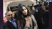 Indian Diplomat Seeks Dismissal Of Charges, Return To U.S.