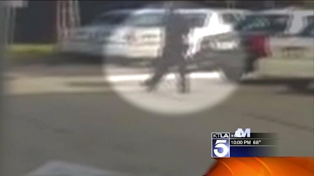 Exclusive Video: Man Shot and Killed by Inglewood Police