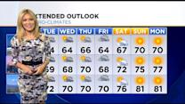 Jackie Johnson's Weather Forecast (April 20)