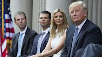 Donald Trump's Children on Their New Roles