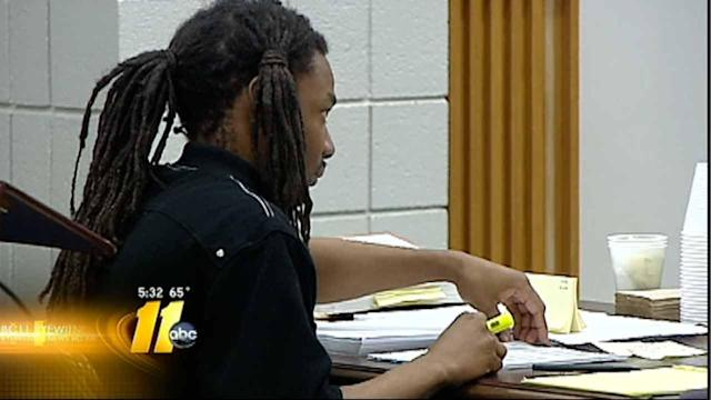 DNA evidence presented at Mario McNeill trial
