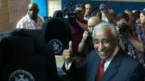 Rangel Holds Off Challenge, Wins NY Primary