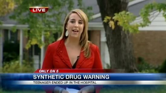 Mother warns of dangers of synthetic pot