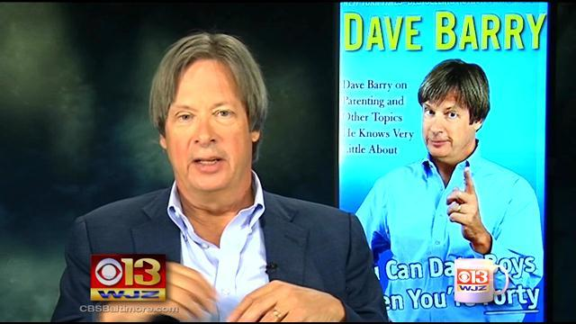 Coffee With: Dave Barry