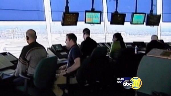 Air traffic controllers' furlough days may end soon