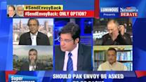 Debate: Traitors meet Pakistan envoy - 1