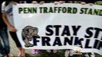 Local Students Wear Franklin Regional Colors In Display Of Solidarity