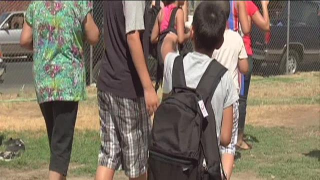 Local Church Helps Students Prepare For First Day Of School