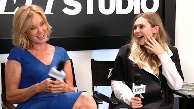 Jessica Lange talks the theater at The Variety Studio – TIFF 2013