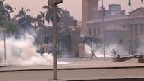 Clashes at Cairo University leave one dead, nine injured