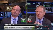JNJ not a stock to own if bullish: Weiss