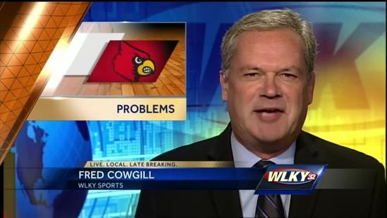 UofL basketball looking to put problems behind
