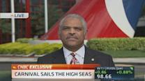 Carnival CEO: Looking for price strength