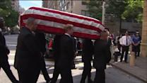 NJ Politicians Well Represented at Lautenberg`s Funeral