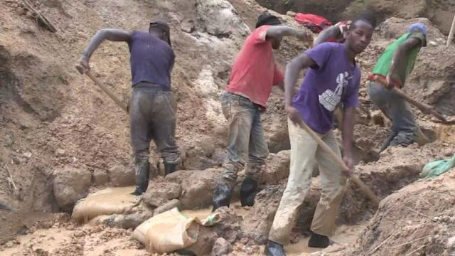 DR Congo struggles to control minerals trade