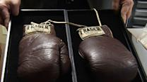Auction Rep: 'Ali Boxing Gloves Could Net $500K'