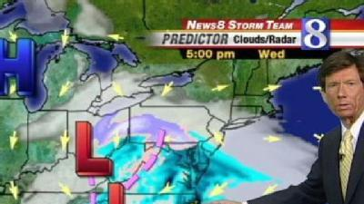 See When The Wintry Weather Could Arrive
