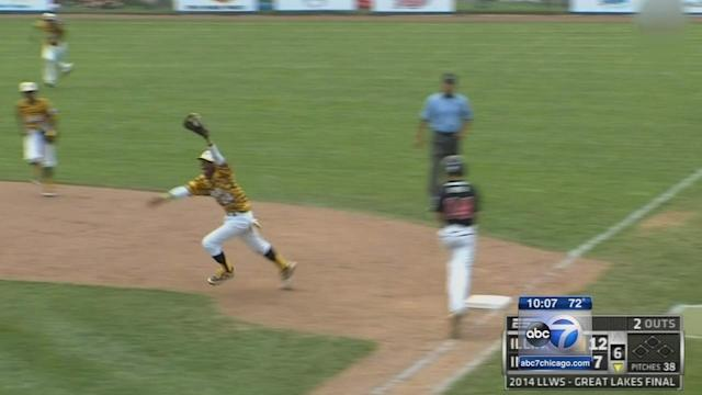 Chicago's Jackie Robinson West All-Stars team headed to Little League World Series