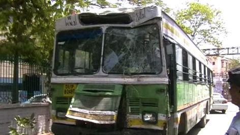 DTC bus kills one in Delhi, injures 3