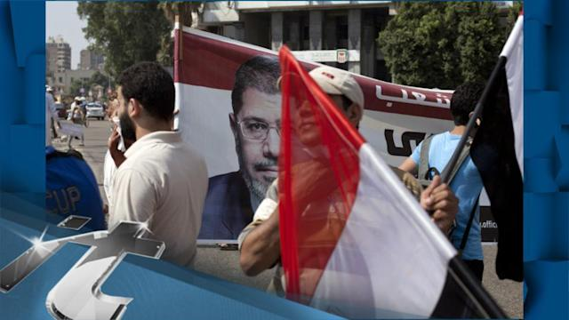 White House Breaking News: White House Urges Restraint by Egyptian Military