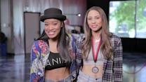 Besties - Keke Palmer and Jessica Play Word Association