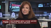 Consumer confidence soars, new home sales up big