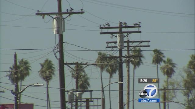 Power supply holding up amid Southern California heat wave