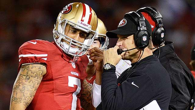 Are the 49ers done dealing?