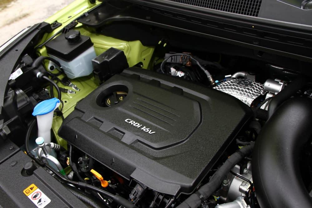 全新導入的1.6L直四柴油渦輪取代過往2.0汽油配置,最大輸出為136hp/30.6kgm