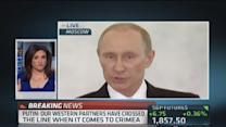 Crimea must be a part of Russia: Putin