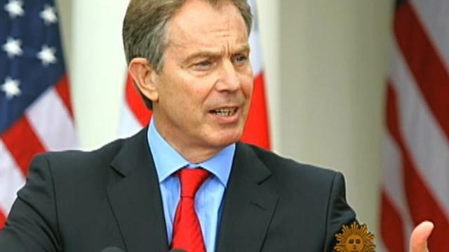 Tony Blair on American independence