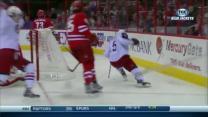Anisimov's no-look to Skille
