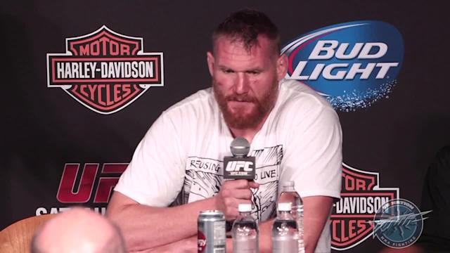 UFC 164 post-fight press conference highlights