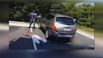 Atlanta Man Turns the Tables on an Attempted Carjacker