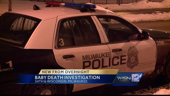 Milwaukee police investigate death of baby