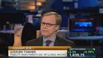 Markets discounting the weather: Expert