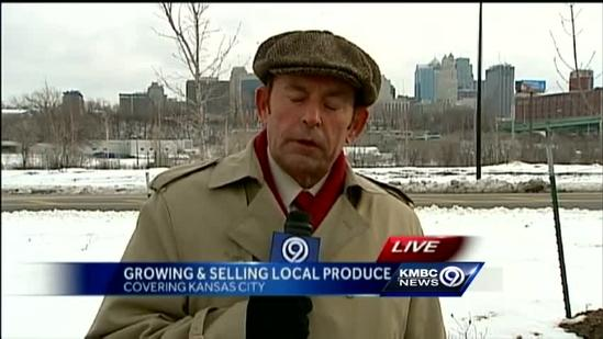 Greenhouse project planned for KC's riverfront park