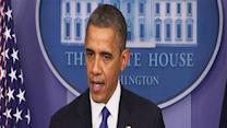 Obama: 'Nobody Gets 100 Percent'