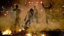Venezuela Clampdown: Shock Troops Target Protesters